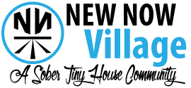 New Now Village Logo